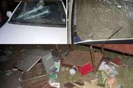 Prakash Jha's web series Ashram 3's set vandalised by Bajrang Dal workers, ink thrown at filmmaker