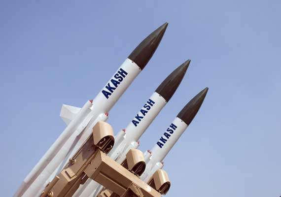 Akash missile ready for induction into Army: DRDO   India News – India TV