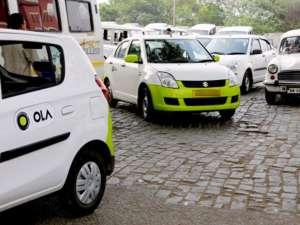 Ola और Uber के चालक कल से दिल्ली-एनसीआर में रहेंगे हड़ताल पर 2