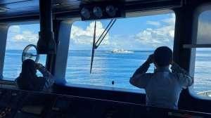 इंडोनेशिया ने ड्रैगन को दिखाई आंख, अपने इकनॉमिक जोन में घुसे चीन के जहाज को भगाया 2