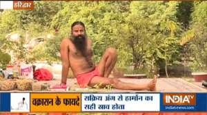 LIVE: स्वामी रामदेव के साथ योगाभ्यास और आयुर्वेद के नुस्खे 2