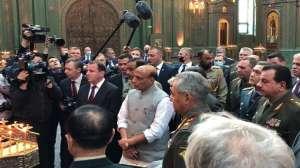 चीन के रक्षा मंत्री से मास्को में आज शाम मिल सकते हैं राजनाथ सिंह: सूत्र 2