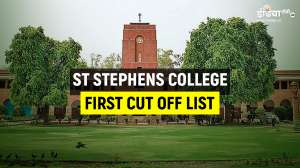 DU Admission 2020: सेंट स्टीफेंस कॉलेज की पहली कट ऑफ 99% के पार, देखिए हर सब्जेक्ट की लिस्ट 2