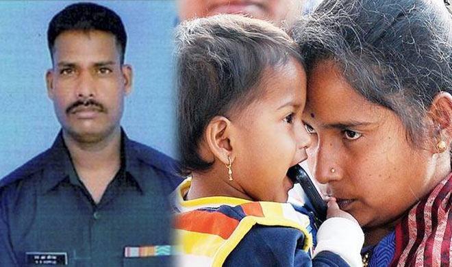 शहीद हनुमनथप्पा की पत्नी ने कहा, 'बेटी को भी सेना में भेजूंगी'