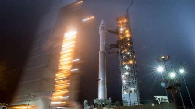 NASA launches InSight spacecraft to Mars | NASA Photo- Khabar IndiaTV
