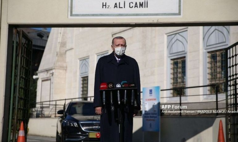 Occident : Erdogan souffle le chaud et le froid