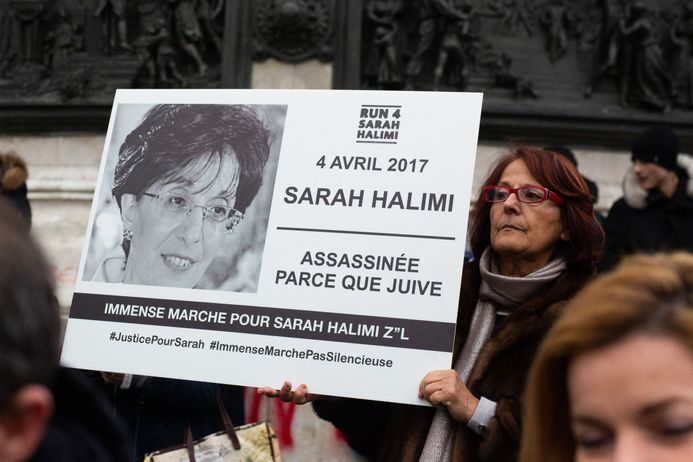 Affaire Sarah Halimi: sa sœur va porter plainte en Israël, mobilisation en France