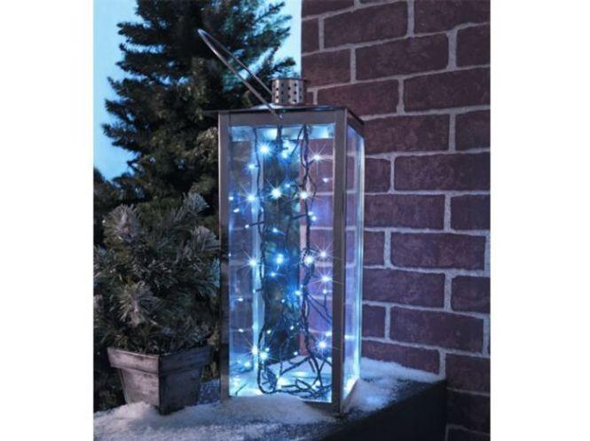 Déco De Noël Faire Une Boule Lumineuse Pour Le Jardin