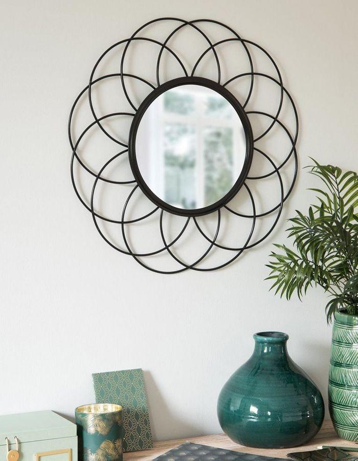 Simple Miroir Esprit Rosace Maisons Du Monde With Miroir