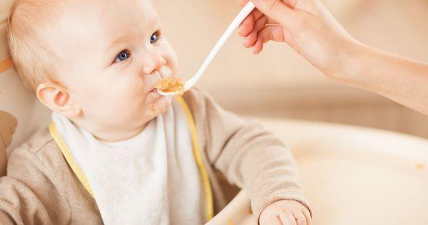 alimentation de bebe de 0 a 3 ans