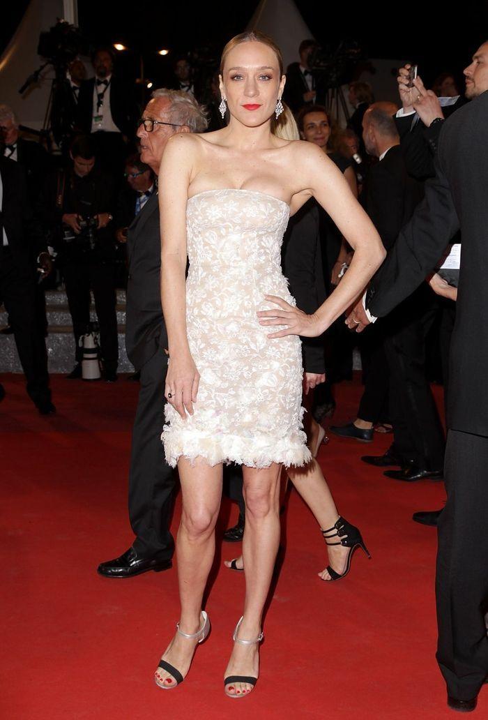 Chlo Seivgny Cannes 2016 De Karlie Kloss Adriana