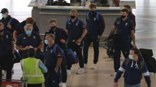 IND vs ENG   England players return negative COVID-19 ...