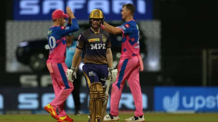 IPL 2021, RR vs KKR   Lacked a lot of intent throughout the whole innings: KKR skipper Eoin Morgan