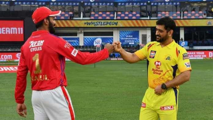 आईपीएल 2021 |  एमएस धोनी ने फेंका जीत, वानखेड़े में पंजाब किंग्स के खिलाफ पहली बार लड़ने का चयन;  देखें पूरी प्लेबैक XI