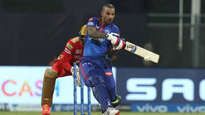 IPL 2021 | DC performing well as a team this season, not dependent on any one individual: Shikhar Dhawan