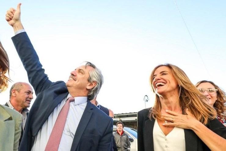 Tolosa Paz, con el Presidente