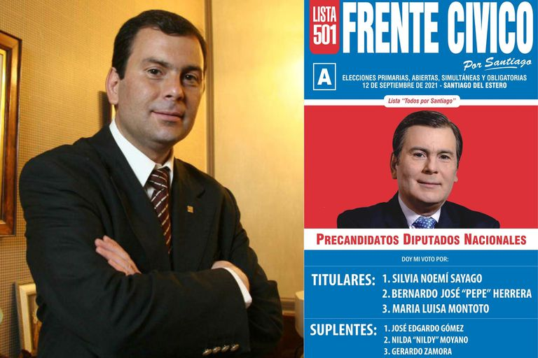 Santiago del Estero: Gerardo Zamora otorga un bono de $90.000 más un aumento de 57% a los estatales en medio de la campaña electoral - LA NACION