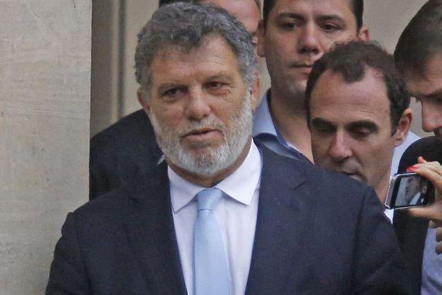 Gianfranco Macri compró las acciones de Socma que su hermano Mauricio había cedido a tres de sus hijos
