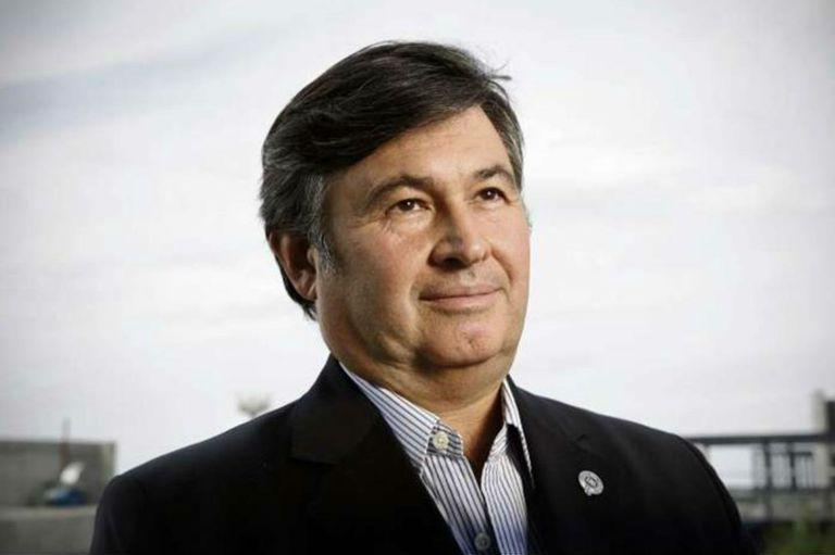 Daniel Pelegrina, presidente de la Rural