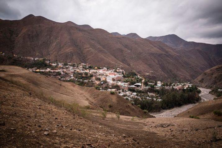 A 2.300 msnm, Santa Victoria se guarda en el extremo noroeste de Salta.