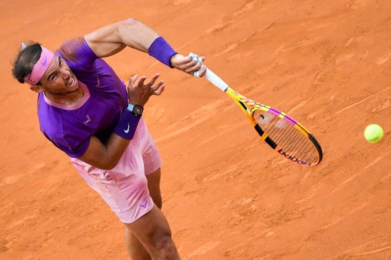 Rafael Nadal, on the hunt for the 21st Grand Slam