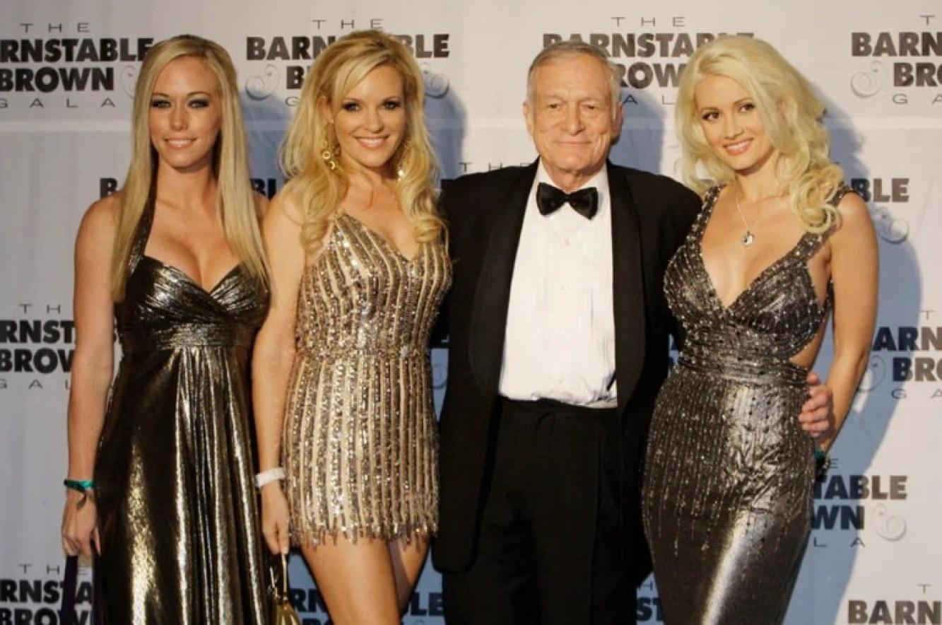 Kendra Wilkinson, Bridget Marquardt y Holly Madison se hicieron conocidas mundialmente a través del reality Girls of the Playboy Mansion