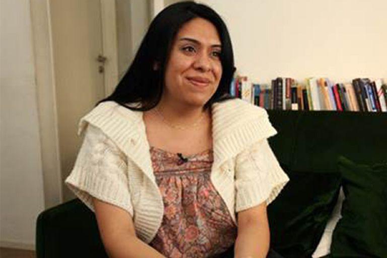 Alba Rueda se convirtió en la primera subsecretaria trans del Estado - LA NACION