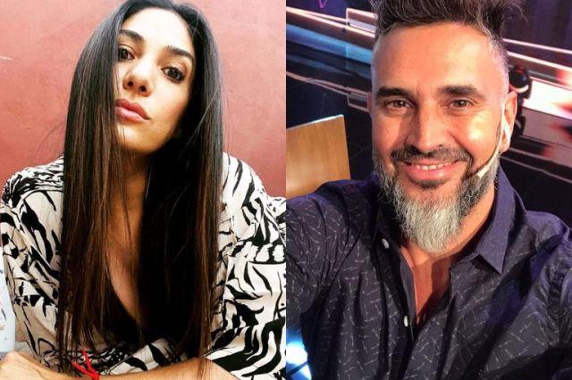 Connie Ballarini y Leo Montero