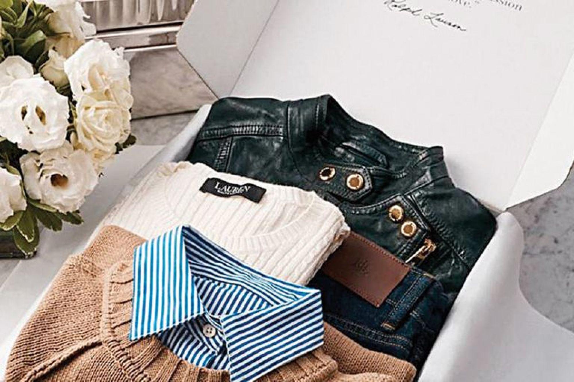 Ralph Lauren lanzó un nuevo servicio de suscripción de alquiler de ropa