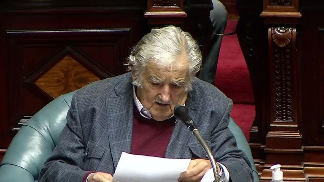 Pepe Mujica se retiró de la política