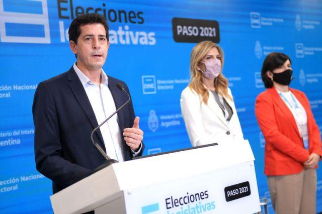 """El ministro del Interior Eduardo """"Wado"""" de Pedro"""