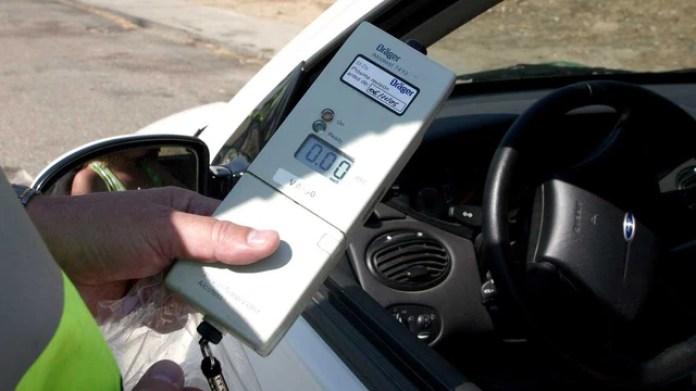 Quieren una ley de alcohol cero al volante.
