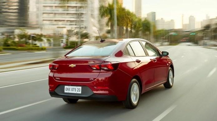 Nuevo Chevrolet Onix LTZ.