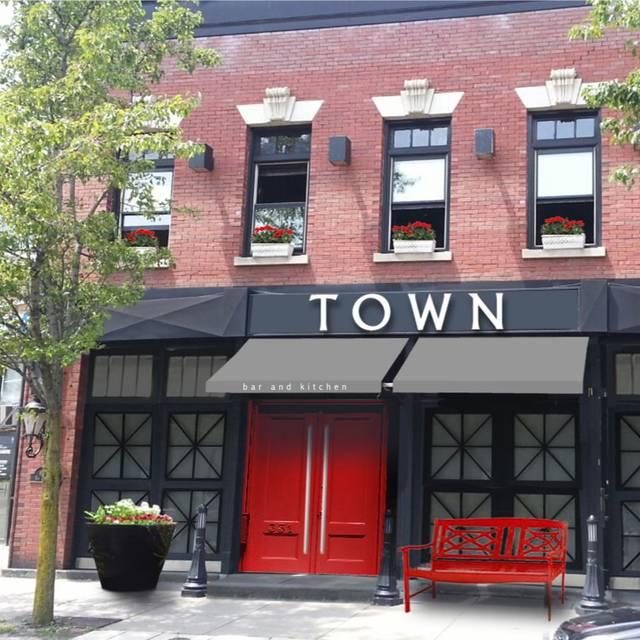 Town Bar Kitchen Morristown