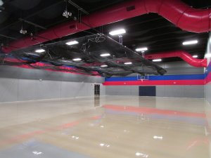 Seneca High School Safe Room