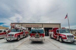 Nevada Fire Station Nevada MO
