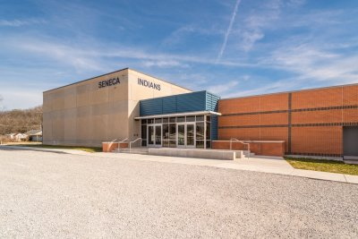 Seneca High School Safe Room (1)
