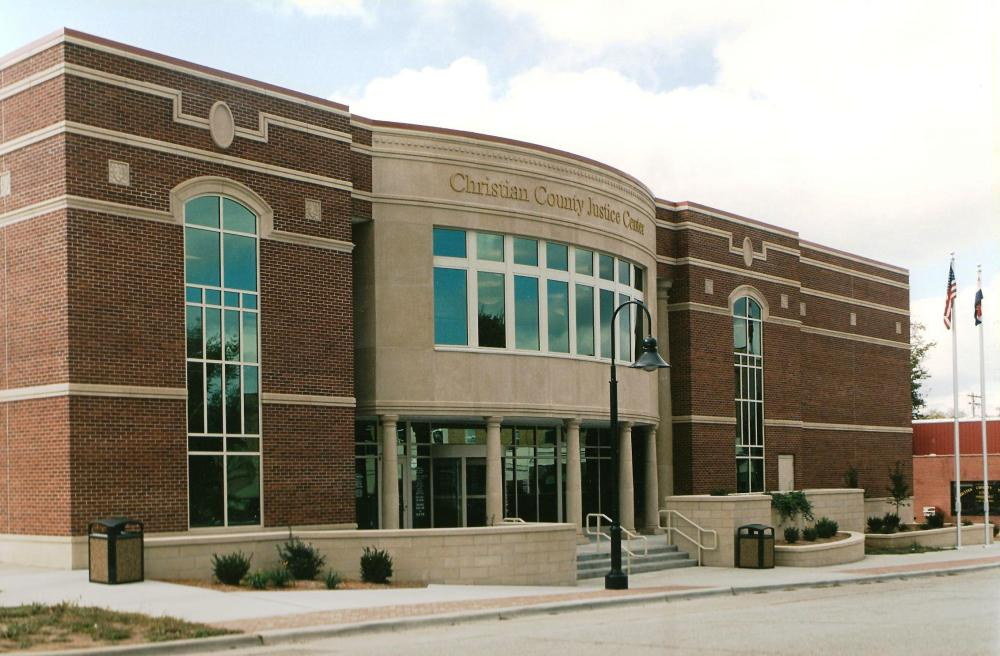 Christian County Justice Center Ozark, MO