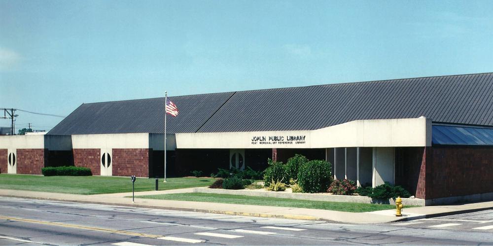 Joplin Public Library Joplin, MO