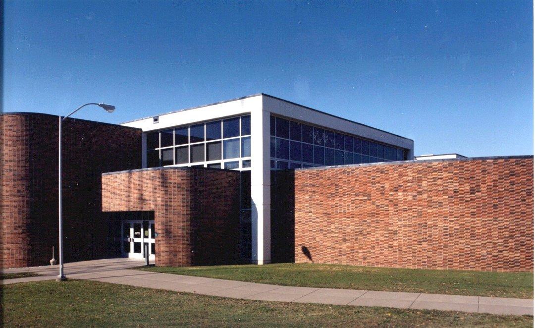 Mathews Hall, Missouri Southern State University Joplin MO