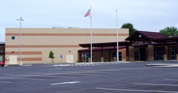Monett Elementary School, FEMA Addition Monett, MO
