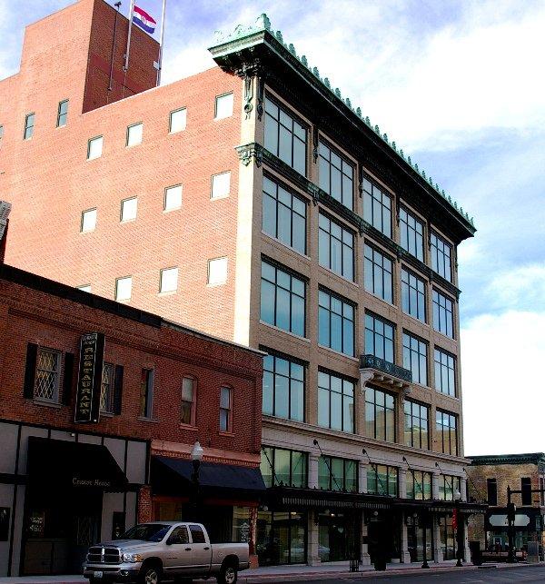 Newman Building Remodel, Joplin City Hall Joplin, MO