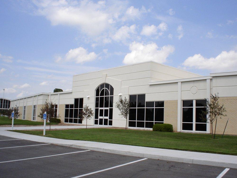 Ozark Christian College, Administration Building Joplin, MO