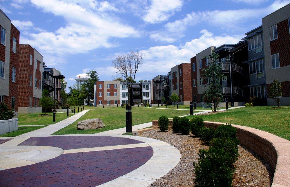 Pittsburg State University Crimson Commons Dorms Pittsburg, KS