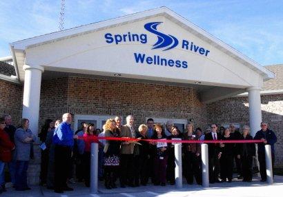 Spring River Wellness Center Riverton, KS