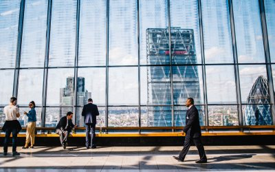 Are IoT Smart Buildings Paving The Way For Commercial Buildings