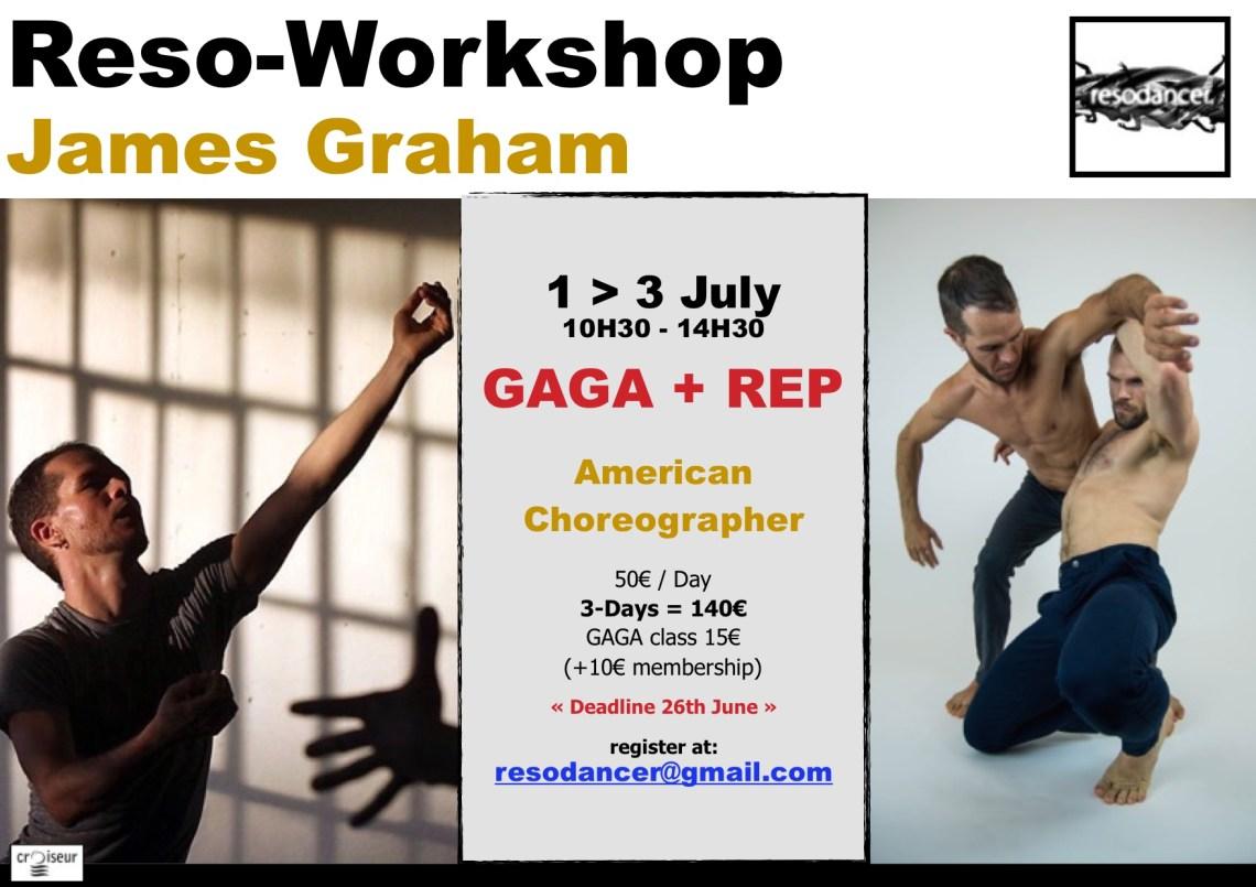 Reso-Workshop James Graham