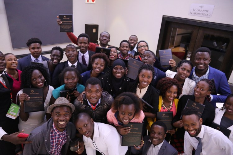 21 Next Generation African Leaders Announced as Winners of the Resolution Social Venture Challenge