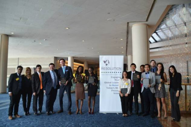 Harvard National Model United Nations 2015 SVC Winner Announcement