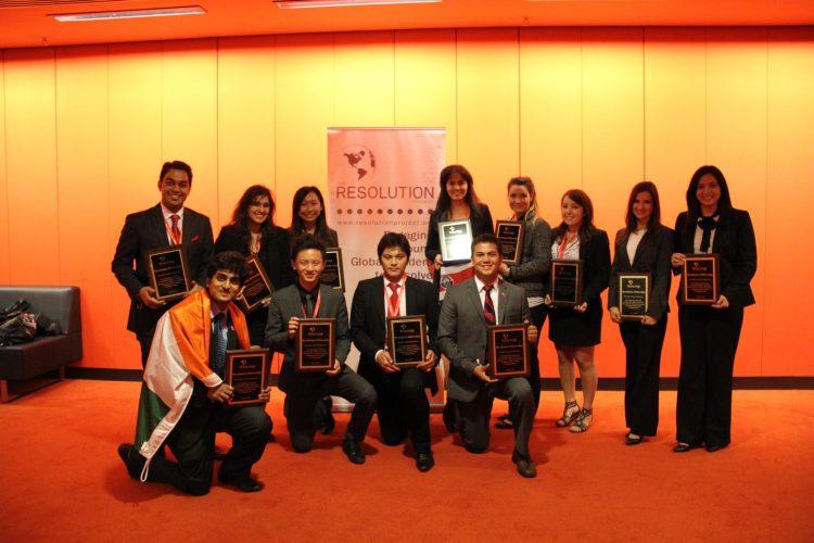 WorldMUN 2013 SVC Winners Announced